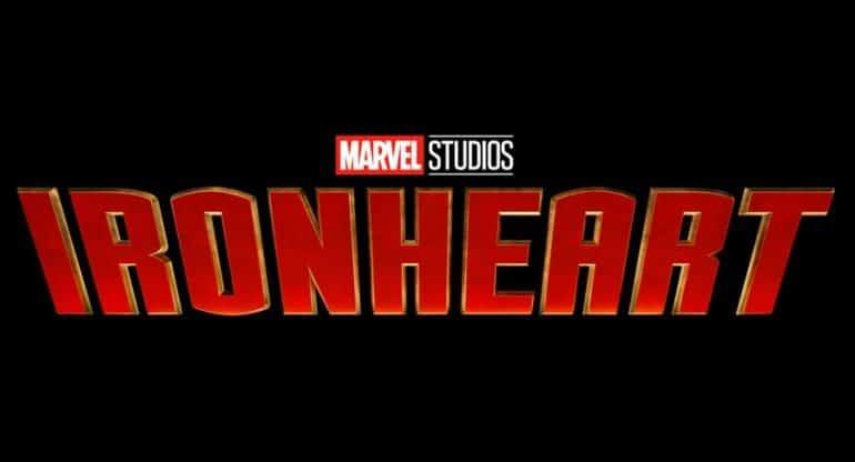 Marvel Studios Ironheart Logo