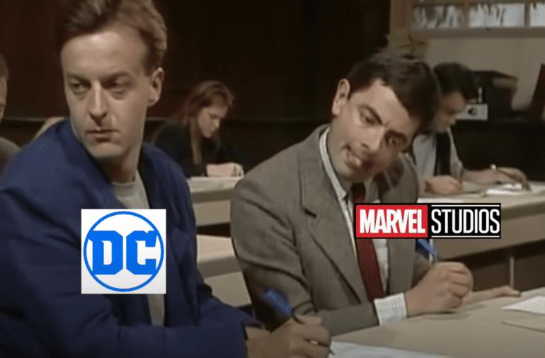 Marvel copied DC