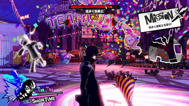 Persona 5 Strikers PS4 win Code