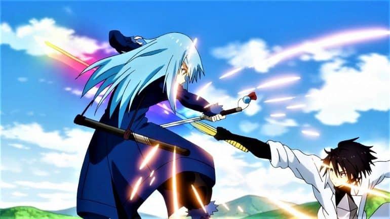Rimuru Vs. Hinata best anime battles fights