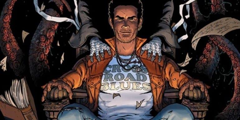 Shadowman #1 Rightfully Puts Horror Before Superheroism