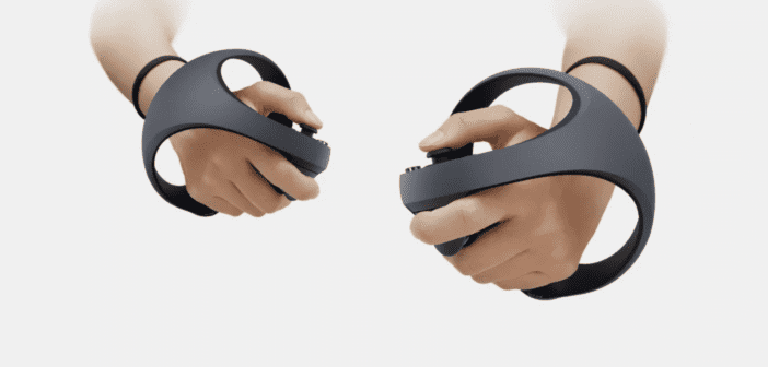 Sony PlayStation Unveils Their Next-Gen PS5 PSVR 2 Controllers