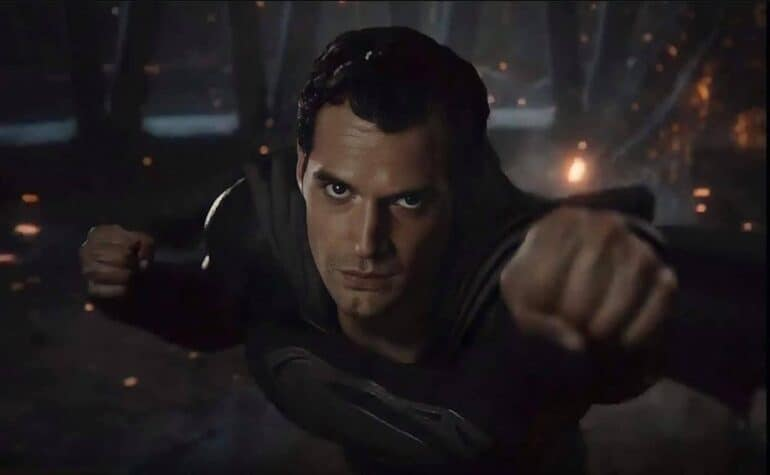 Superman Zack Snyder's Justice League