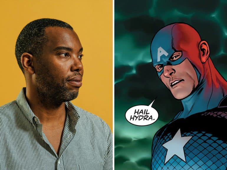 Ta-Nehisi Coates Marvel Comics