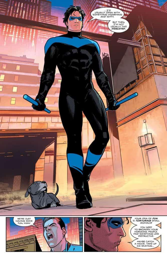 Tom Taylor Bruno Redondo Dick Grayson Nightwing #78
