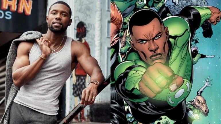Trevante Rhodes Green Lantern