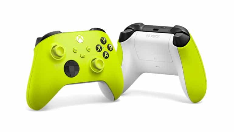 New Xbox Wireless Controllers - Electric Volt and Daystrike Camo Special Edition
