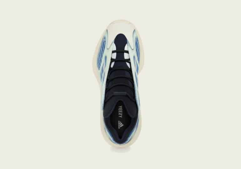 adidas and Kanye Drop the new YEEZY 700 V3 Kyanite Colourway