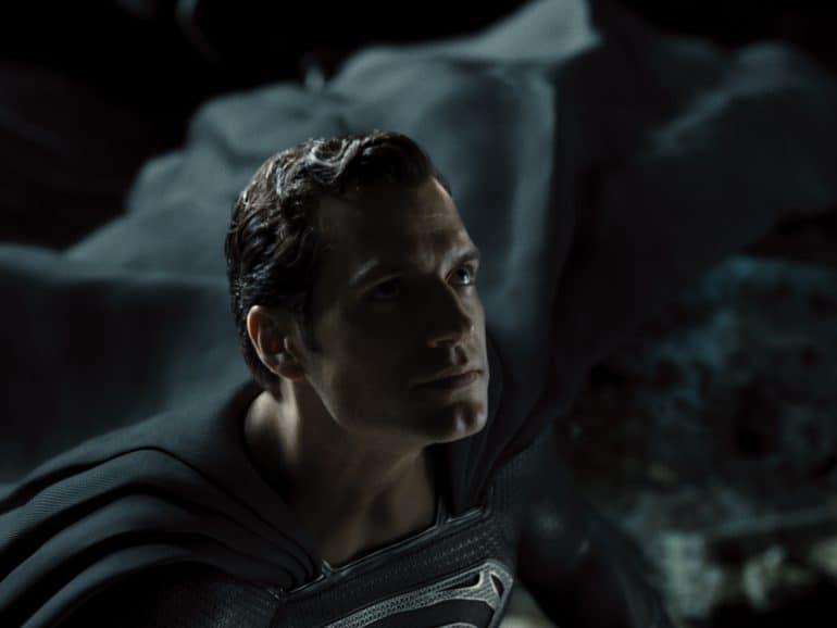 zack snyder justice league Superman