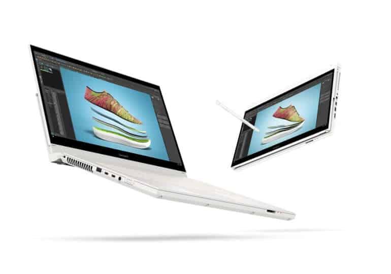 Acer ConceptD 7 Ezel Review – A Unique Concept