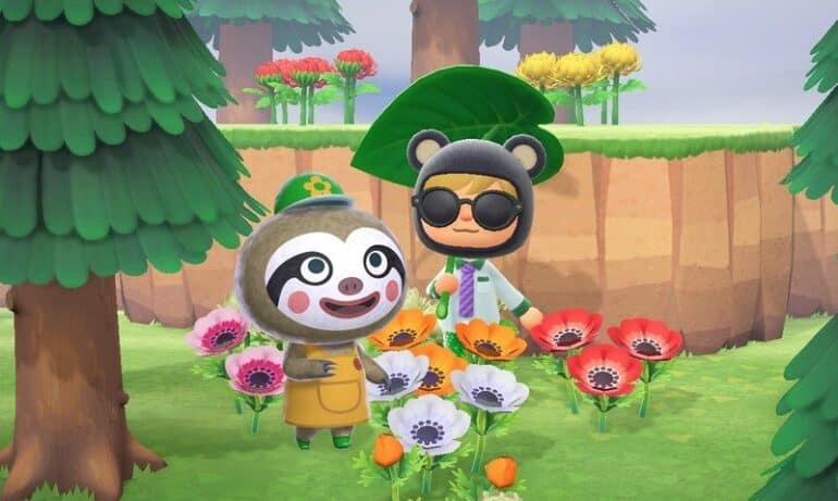 Animal Crossing New Horizons Earth Day
