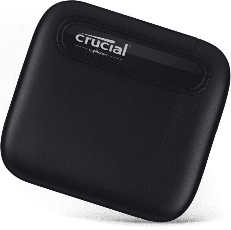 Crucial X6 Portable SSD Review