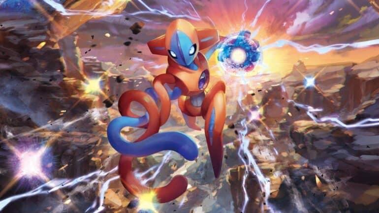 Deoxys Strongest Most Powerful Pokémon