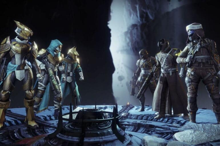 Destiny 2 Free To Play
