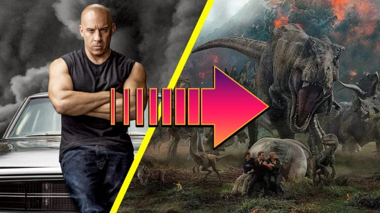 Fast and Furious Jurassic World Crossover Movie