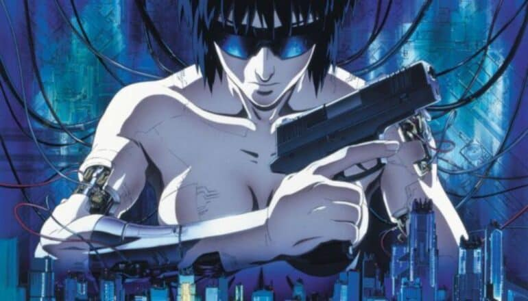 Ghost in the shell best anime movies of all time