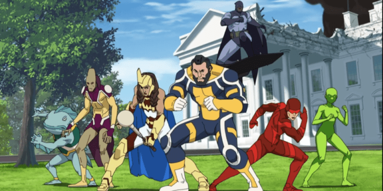 Invincible Guardians-of-the-Globe