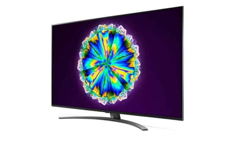 LG NanoCell AI ThinQ 55 Nano86 TV Review