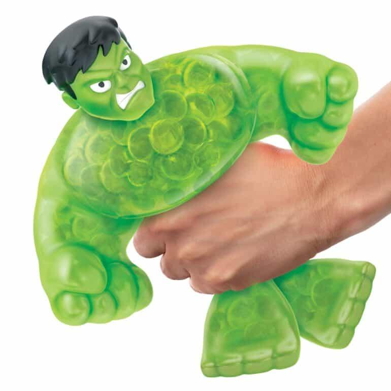 Marvel Heroes of Goo Jit Zu Hulk