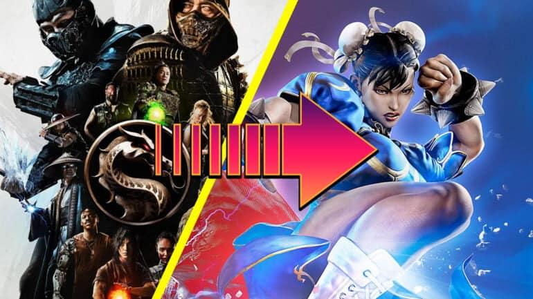 Mortal Kombat (2021) New Street Fighter Movie