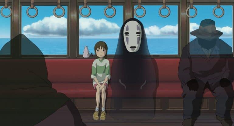 No-Face Spirited Away