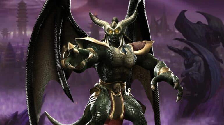 Onaga Mortal Kombat Boss Battles