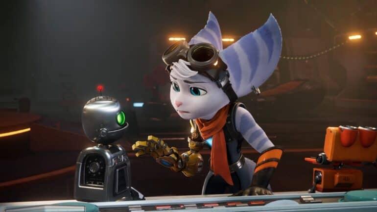 Ratchet & Clank Rift Apart Trailer Female Lombax