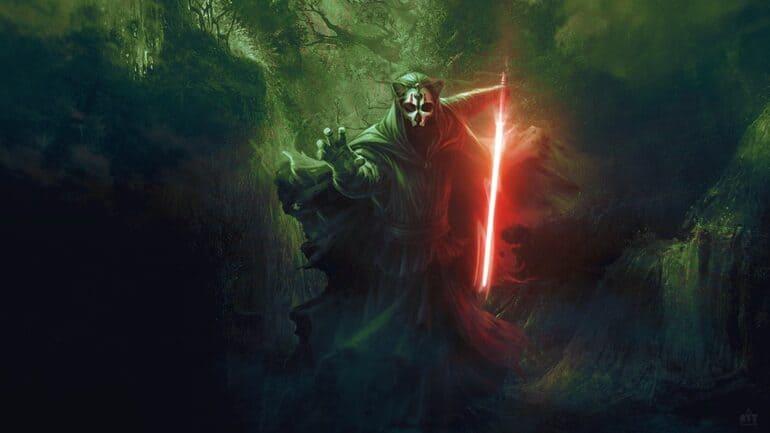 Star Wars Darth Nihilus by Aste17