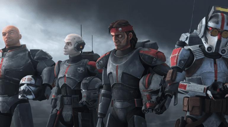 Star Wars The Bad Batch Trailer
