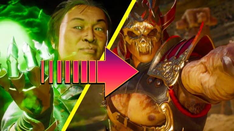 The 5 Best Mortal Kombat Final Boss Fights