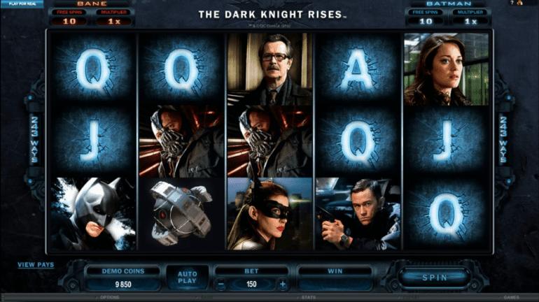 The Dark Knight Rises Casino