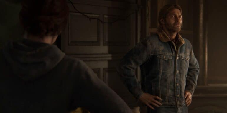 Tommy Last of Us