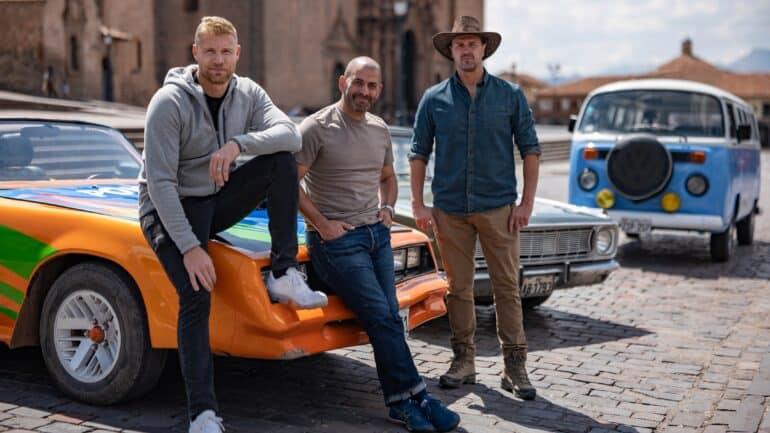 Top Gear Season 30: Paddy, Freddie & Chris Return to South African TV