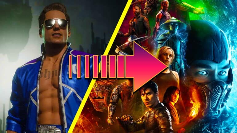 Why Johnny Cage Isn't In The Mortal Kombat 2021 Movie