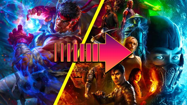 Why Mortal Kombat (2021) Will Inspire a New Street Fighter Movie