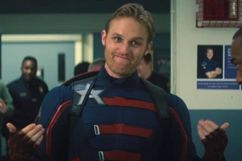 Wyatt Russell John Walker Captain America