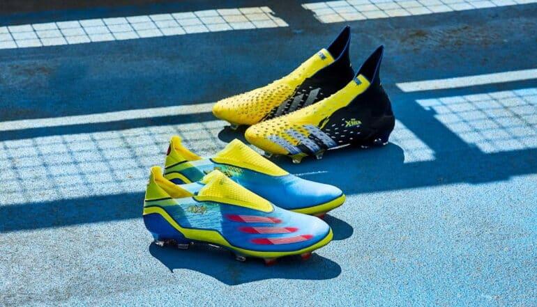 adidas x Marvel X-Men - A Superhero Football Collection