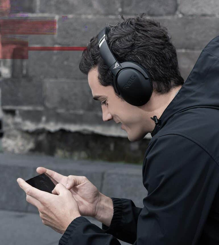 ASUS ROG Strix Go BT Headset Review