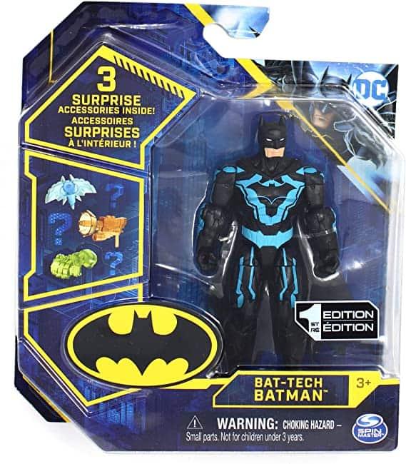 Bat-Tech Batman