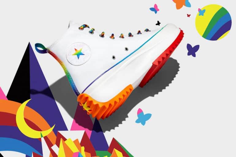 Converse Celebrates 6th Annual Collection of Converse x Pride