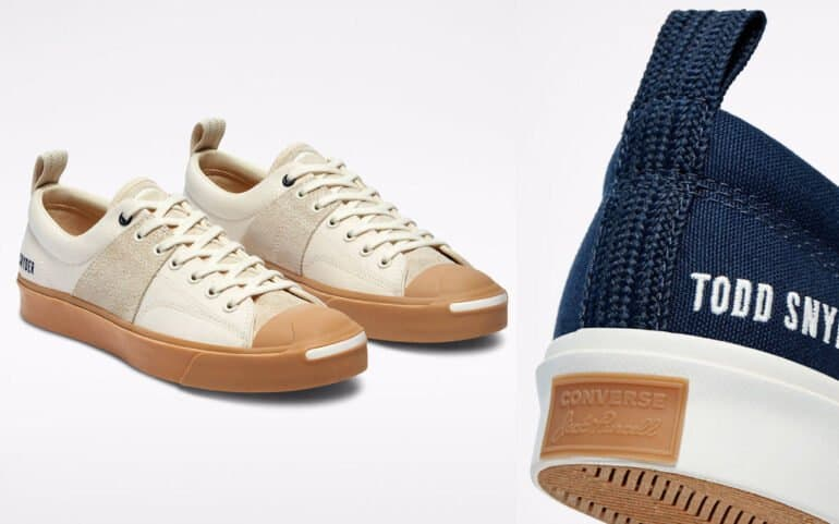 Converse X Todd Snyder Brings Refreshed Prep Style to the Jack Purcell