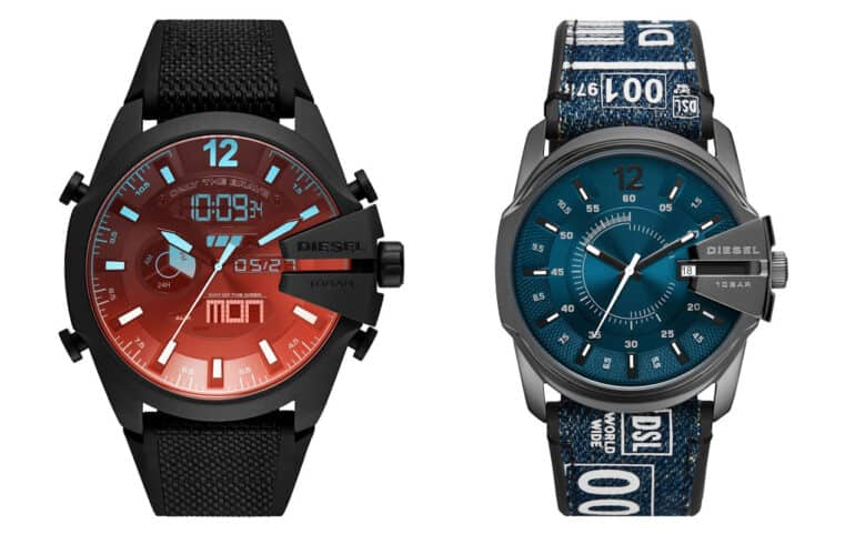 Diesel Watches Mega Chief collection