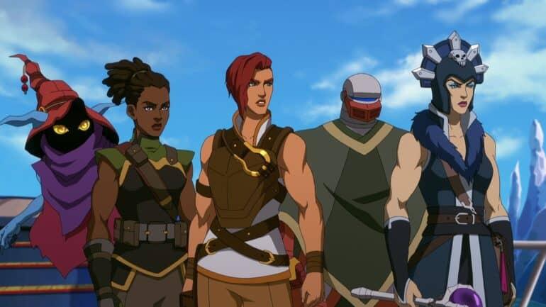 He-Man Characters Netflix