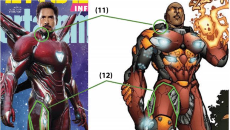 Horizon Comics Marvel Suits Suing