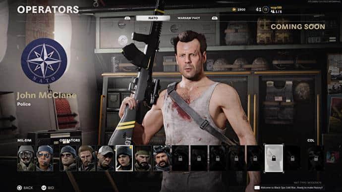 Latest Call Of Duty Warzone Update Adds Rambo & John McClane
