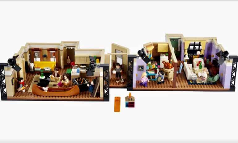 LEGO Friends Apartment Set