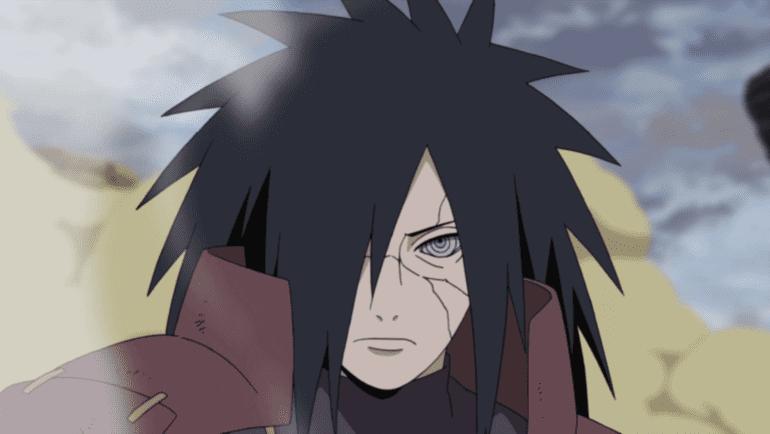Madara Uchiha – Naruto Shippuden