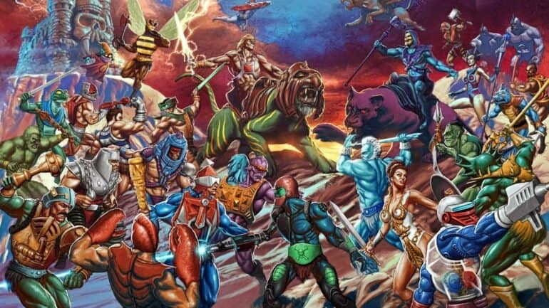 Masters of the Universe Reboot: Only The Rock Can Save It Now