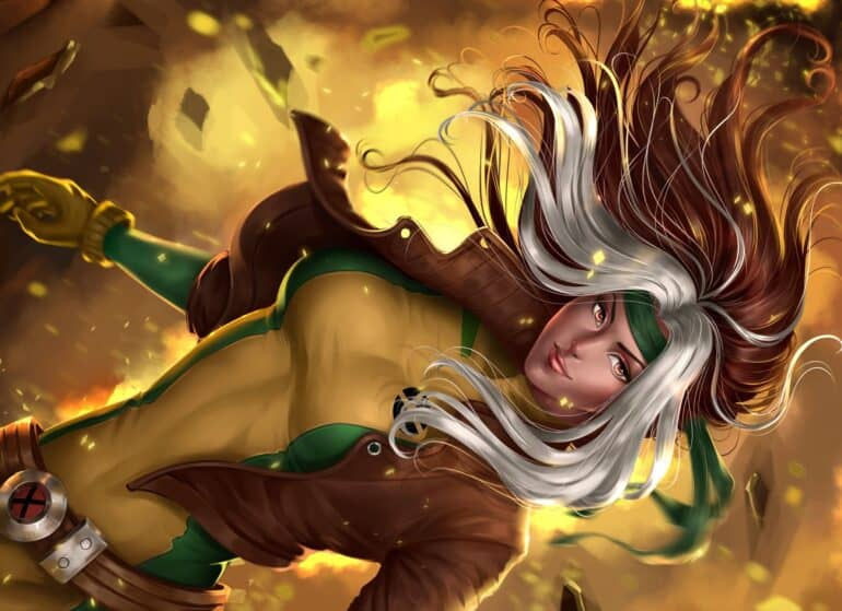 Rogue Most Powerful X-Men of All Time