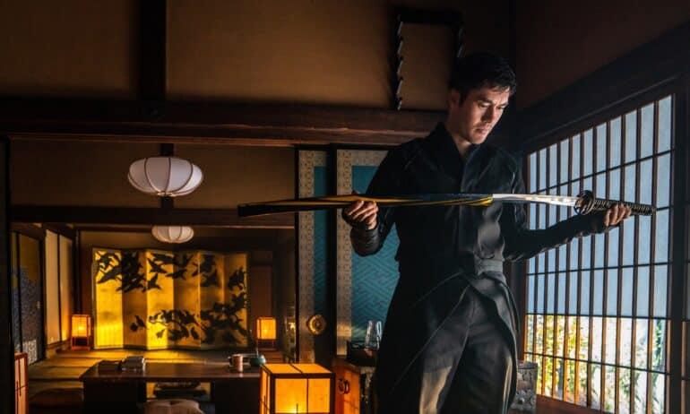 Snake Eyes G.I. Joe Origins Trailer Henry Golding Suits Up